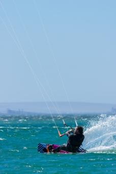 Langebaan kitesurfen wind